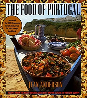 Food of Portugal 9780688134150