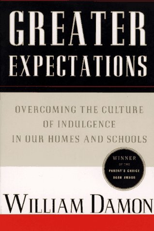 Greater Expectations: Nuturing Children's Natural Moral Growth 9780684825052
