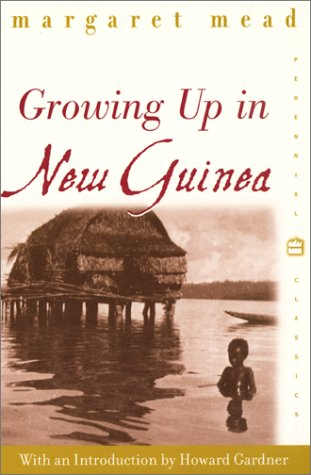 Growing Up in New Guinea: A Comparative Study of Primitive Education 9780688178116