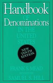 Handbook of Denominations in the U.S. 2509618
