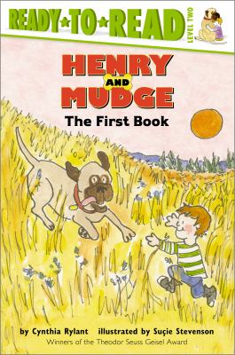 Henry and Mudge: The First Book of Their Adventures 9780689810053