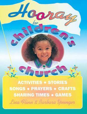 Hooray for Children's Church 9780687005772