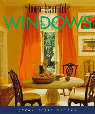 House Beautiful Windows 9780688144739