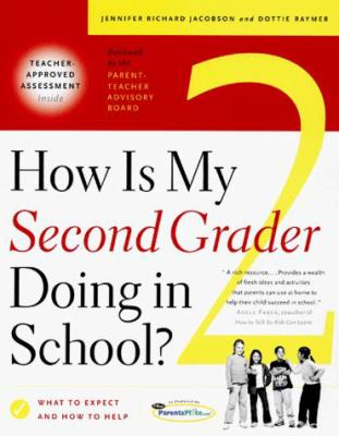 How Is My Second Graders Doing in School?: What to Expect and How to Help [With 32-Page Booklet] 9780684854397