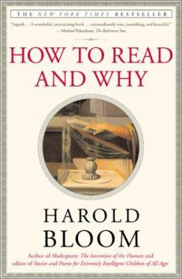 How to Read and Why 9780684859071