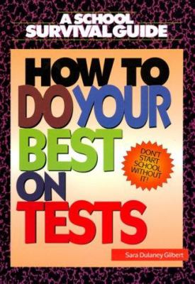 How to Take Tests 9780688160890