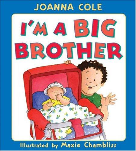 I'm a Big Brother 9780688145071