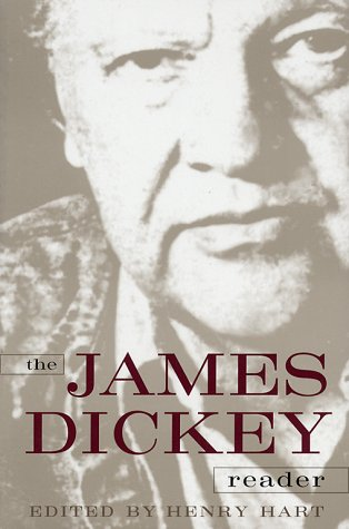 The James Dickey Reader 9780684864358
