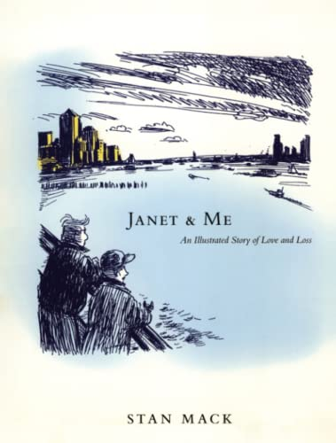 Janet & Me: An Illustrated Story of Love and Loss 9780684872780