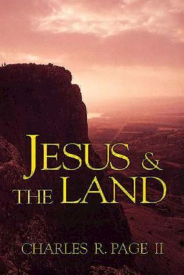 Jesus & the Land 9780687005444