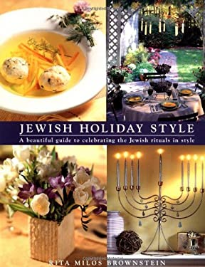Jewish Holiday Style 9780684849591