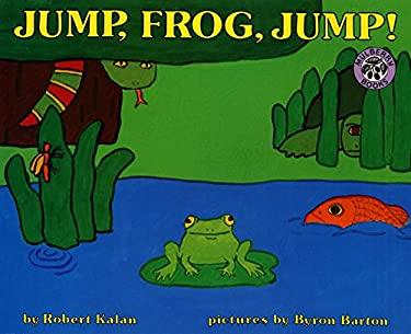 Jump, Frog, Jump! 9780688139544