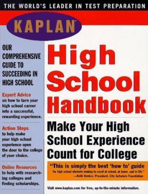 Kaplan High School Handbook 9780684841731