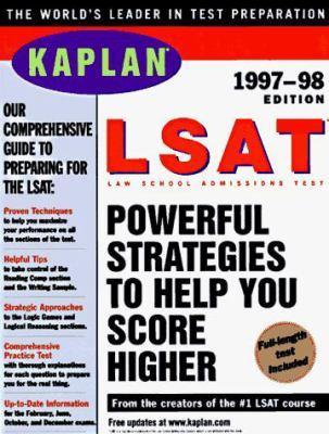 LSAT 1997 98 9780684836799