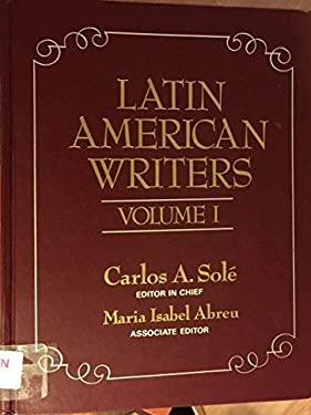 Latin American Writers 9780684184630
