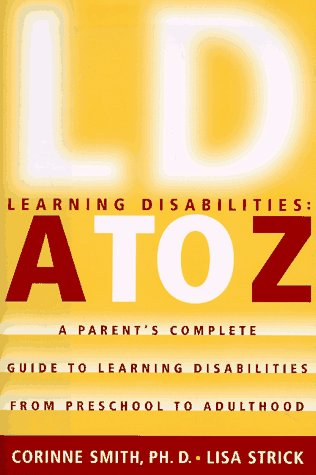 Learning Disabilities A to Z 9780684827384