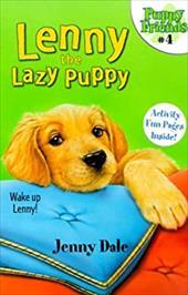 lenny lazy puppy
