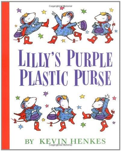 Lilly's Purple Plastic Purse 9780688128975
