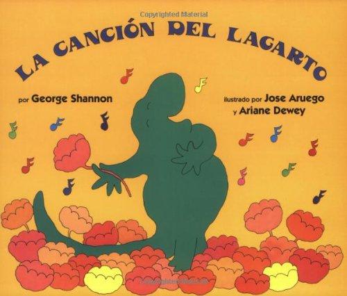 Lizard's Song (Spanish Edition): La Cancion del Lagarto 9780688132019