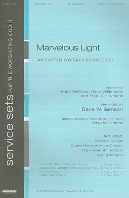 Marvelous Light: An Easter Worship Service Set