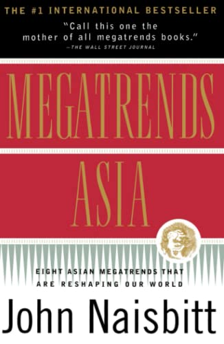 Megatrends Asia 9780684827063