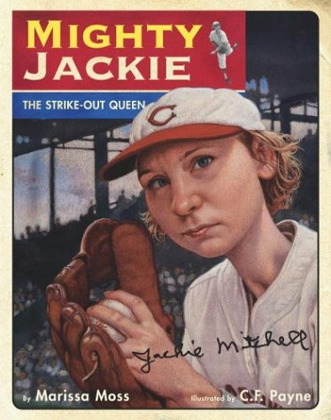 Mighty Jackie: The Strike-Out Queen