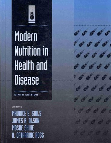Modern Nutrition in Health and Disease 9780683307696