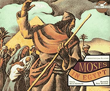 Moses in Egypt 9780689802263