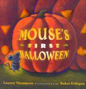 Mouse's First Halloween - Thompson, Lauren / Erdogan, Buket
