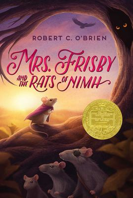 Mrs. Frisby and the Rats of NIMH 9780689710681