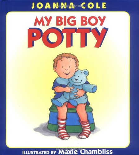 My Big Boy Potty 9780688170424