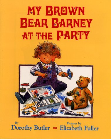 My Brown Bear Barney at the Party 9780688175481