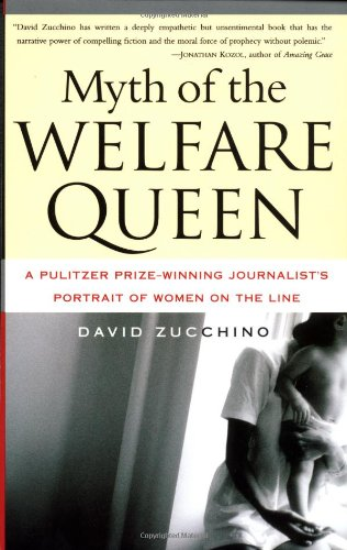 Myth of the Welfare Queen 9780684840062
