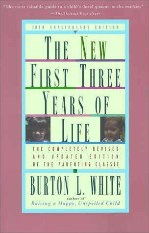 New First Three Years of Life: Completely Revised and Updated 9780684804194