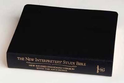 New Interpreter's Study Bible-NRSV 9780687278312