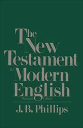 New Testament in Modern English-OE - Phillips, J. B.