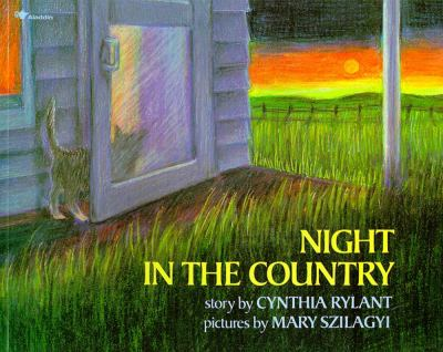 Night in the Country 9780689714733