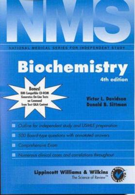 Nms Biochemistry [With CDROM] 9780683305036