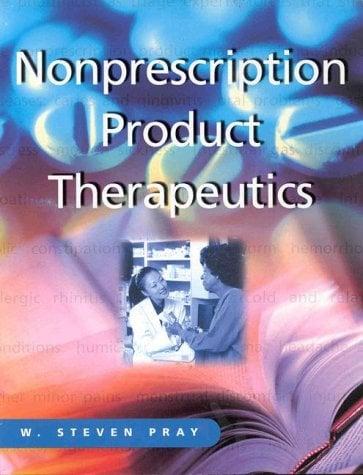 Nonprescription Product Therapeutics 9780683301267