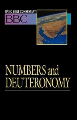 Basic Bible Commentary Vol 3 Numbers and Deuteronomy 9780687026227