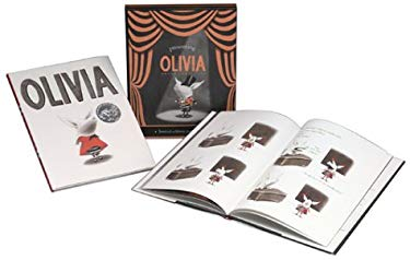 Olivia Boxed Set [With Poster] 9780689853890