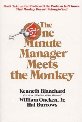 One Minute Manager Meets the Monkey 9780688103804
