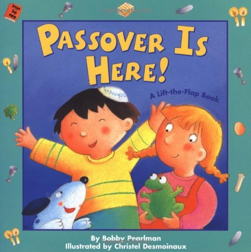 Passover Is Here!: A Lift-The-Flap Book 9780689865879
