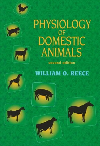 Physiology of Domestic Animals 9780683072402