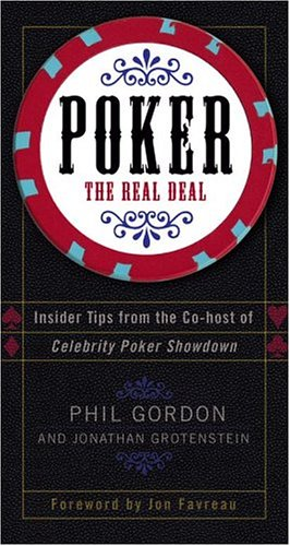 Poker: The Real Deal 9780689875908