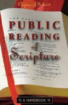 Public Reading of Scripture 9780687045372