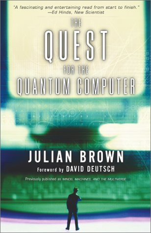 Quest for the Quantum Computer 9780684870045