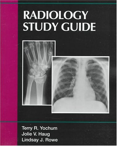 Radiology Study Guide 9780683301397