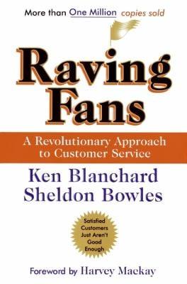 Raving Fans 9780688123161