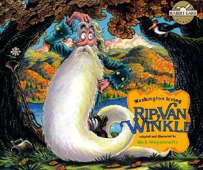 Rip Van Winkle 9780689801938
